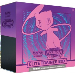 Sword & Shield: Fusion Strike Elite Trainer Box [PREORDER]