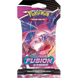 Sword & Shield Fusion Strike Sleeved Booster Pack [PREORDER]