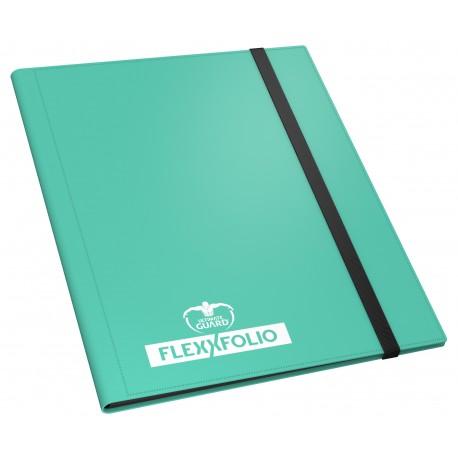 Ultimate Guard FlexXfolio (9 Pocket) (Turquoise)