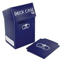 Ultimate Guard Dark Blue Deck Case (80+)
