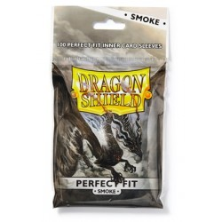 Dragon Shield Smoke Perfect Fit Sleeves [STANDARD]