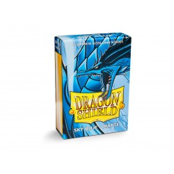 Dragon Shield Matte Sky Blue Deck Protector Sleeves (60) [SMALL]