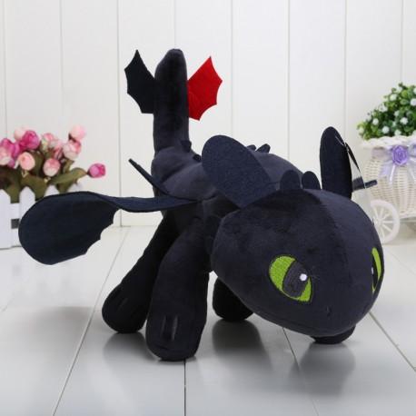 Night Fury Plushie (23cm)