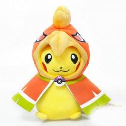 Pokédoll Pikachu Plushie [Ho-Oh Cosplay] (23cm)