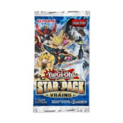 Star Pack: VRAINS Booster Pack