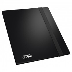 Ultimate Guard FlexXfolio (9 Pocket) (Black)