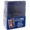 Ultra Pro Clear Regular Toploader - 25ct [STANDARD]