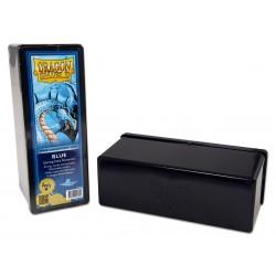 Dragon Shield Four Compartment Box - Blue