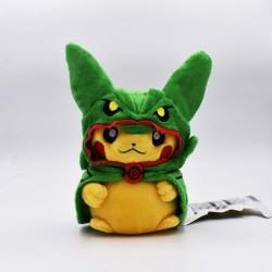 Pokédoll Pikachu Plushie [Mega Rayquaza Cosplay] (23cm)