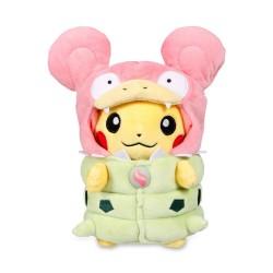 Pokédoll Pikachu Plushie [Slowbro Cosplay] (23cm)