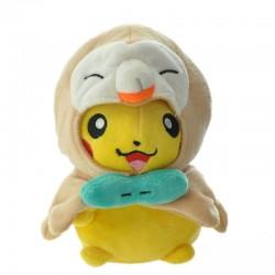 Pokédoll Pikachu Plushie [Rowlet Cosplay] (23cm)