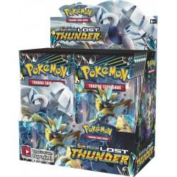 Sun & Moon: Lost Thunder Booster Box