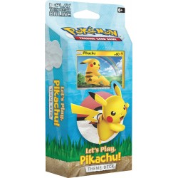 Let's Play, Pikachu Theme Deck