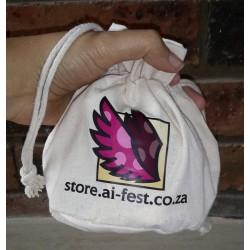 A.I. Fest Branded Dice Bag