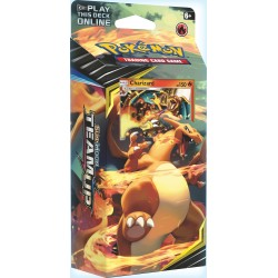Sun & Moon: Team Up Relentless Flame Theme Deck (Charizard)