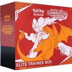 Sun & Moon: Unbroken Bonds Elite Trainer Box