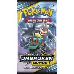 Sun & Moon: Unbroken Bonds Booster Pack
