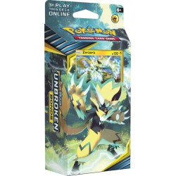 Sun & Moon: Unbroken Bonds Theme Deck (Zeraora)