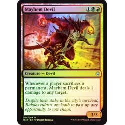 Mayhem Devil [Foil]