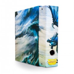 Dragon Shield Slipcase Binder - Kokai (Blue)