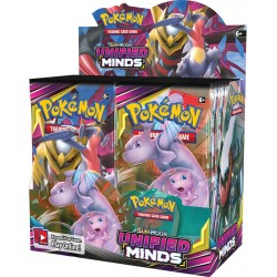 Sun & Moon: Unified Minds Booster Box