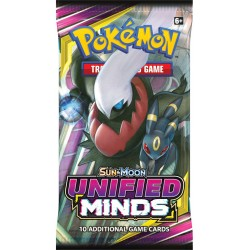 Sun & Moon: Unified Minds Booster Pack