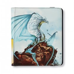Dragon Shield 'Caelum' Card Codex Portfolio (160 Pocket)
