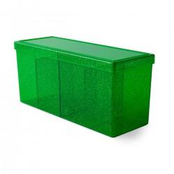 Dragon Shield Four Compartment Box - Emerald
