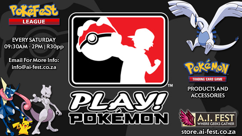 Pokemon Organised Play & Products